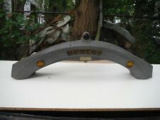 TRI-ANG SCALEXTRIC MM/A220 LE MANS DUNLOP BRIDGE 1960/61 used RUBBER MOULDED