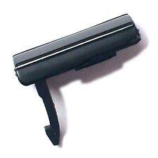 100% Genuine Toshiba TG01 side USB charge port cover flap gun metal & black