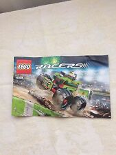 Lego Instruction Manual 9095 No pieces