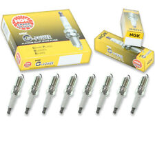 8 pcs NGK G-Power Spark Plugs for 1994-1996 Chevrolet Caprice 5.7L 4.3L V8 - jn