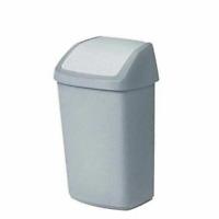 50L Blau 7768 Curver 03987-266-00 Abfallbehälter Swing-Top ca