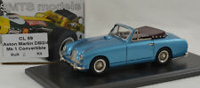 1/43 CL59 ASTON MARTIN DB 2/4 MK1 CONVERTIBLE  BY SMTS