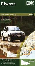 SPATIAL VISION OTWAYS 4X4 MAP- 1st ED