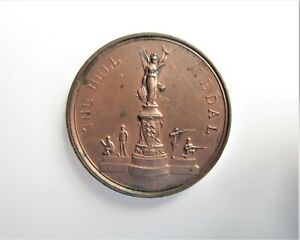 THE BELL MEDAL  / SNIFF'S  ANCIENT COINS T-3
