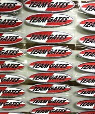 Alma Gates PPI Team Gates Badges Old School Collectible Precision Power Lot of25