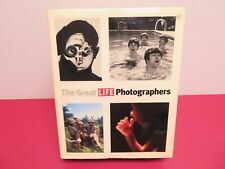 The Great LIFE Photographers  HC  DJ  1st Edition  2004