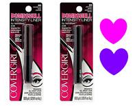 CoverGirl Bombshell LashBlast Intensity LIQUID EYE LINER Precision Tip Eyeliner!