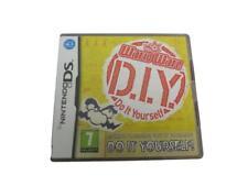 Wario Ware DIY Nintendo DS 2DS 3DS Game *Complete*