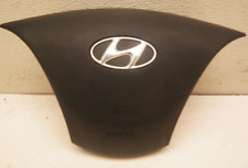 2013-2017 HYUNDAI ELANTRA GT LEFT DRIVER SIDE STEERING WHEEL AIRBAG BLACK OEM