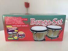 * Bongo-Set *  hochwertig  NEU  6 Zoll und 7 Zoll