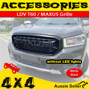 LDV T60 / MAXUS Grille - without LED lights