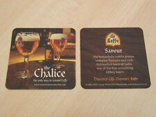 "Leffe ""Discover Leffe"" beer mat"