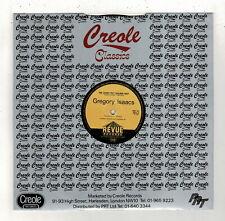 "GREGORY ISAACS-we don't pet sound boy   revue 12""   (hear)  reggae digi"