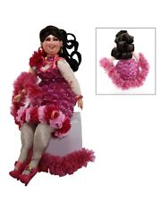 """Katherine's Collection 24"""" Pink Happy Hour Kimmie Kosmo Doll NWT"""