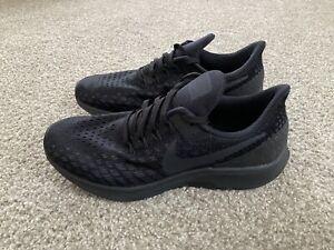 Nike Air Zoom Pegasus 35 Running Shoe Oil Grey/Black 942855-002 Women's Size 7.5