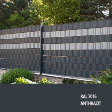 Metallzaun Sichtschutz In Gartenzaune Gunstig Kaufen Ebay