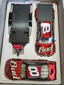 Dale Earnhardt Color Chorme 2002 Truck and trailer 1 of 800