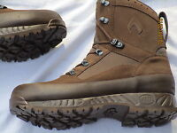 Haix, Boots Desert Combat High Liability Male,Brown,MTP, Gr. 11M (EU46/US 12)