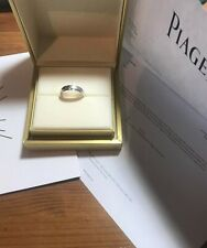 Piaget Possession Ring (Two rings united, rotating freely around each other)