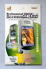 Nokia  5800 protège écran / screen protector  Film  New