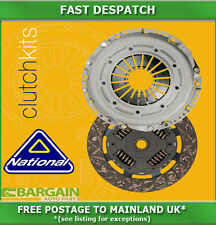 CLUTCH KIT FOR CITROÃ‹N EVASION 2.0 06/1994 - 07/2002 3243