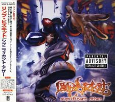 Limp Bizkit - SIGNIFICANT OTHER - Japan CD - 15Tks 1999