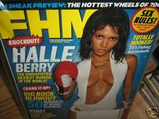 FHM Magazine November 2003 #38 Halle Berry SEALED!!