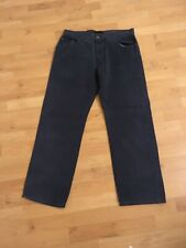 GANT MENS JEANS / faded canvas SIZE W36 L30