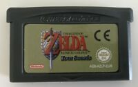 Jeu The Legend of Zelda A Link To The Past Four Swords Nintendo Game Boy Advance