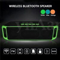 PORTATILE BLUETOOTH 4.0 STEREO CASSA SPEAKER ALTOPARLANTE SUPER BASS SMARTPHONE
