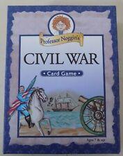 Professor Noggin's Civil War Card Game