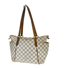 Auth LOUIS VUITTON Totally PM Shoulder Bag Damer Azur Leather WE N51261 37MF517