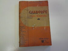 Carboloy Cemented Carbide Tool Manual Catalog 1949 Machinist Chip Breaker