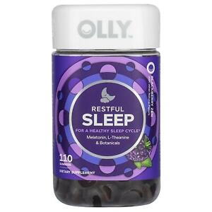 Olly Restful Sleep - 110 ct