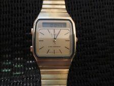 Very Rare Vintage Seiko H357-5009 LCD Digital Watch - 1980's ....