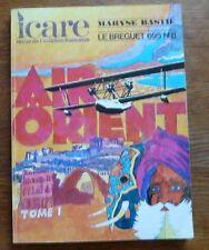 Aviation Revue Icare N°86 100 pages sur AIR ORIENT (messageries transaériennes)