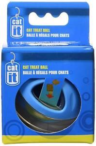 Catit Rolling Treat Ball Cat/Kitten Reward Dispenser Fun Toy