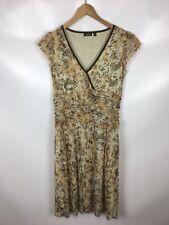 MEXX Sommer Kleid Größe M Braun