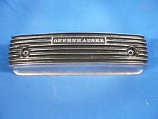 Vintage OFFENHAUSER Finned Aluminum Valve Cover Ford Y Block 272 292 312