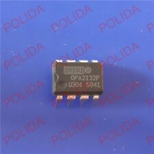 1PCS OP AMP IC BURR-BROWN/BB/TI DIP-8 OPA2132P OPA2132PG4 100% Genuine and New