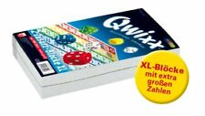 QWIXX XL 2er Set Ersatzbblöcke je 80 Blatt Würfelspiel Spiel NSV 4021