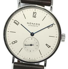 NOMOS Tangent TN1A1W2 Small seconds Silver Dial Hand Winding Men's Watch_595866