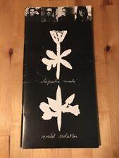 DEPECHE MODE World Violator TOUR BOOK 1990 DM US Tour. Original Owner.