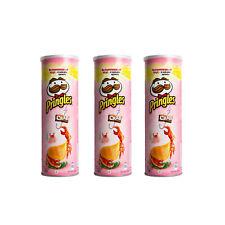 Pringles Potato Chips Crab 165g x3 FREE WORLDWIDE SHIPPING
