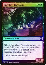Prowling Pangolin Foil Eternal Masters Nm Black Common Magic Mtg Card Abugames