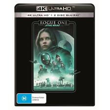 4k Ultra HD - Star Wars Rogue One 3 Disc Set -cgl3030