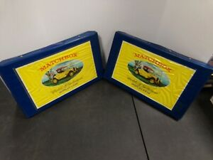 Matchbox Models Of Yesteryear Display Case Lot Of 2 SH-B3