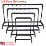 Multi Guitar Stand 3/5/7/9 Holder Folding Organizer Rack Stage Bass Acoustic US