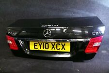 X219-71 * Mercedes-Benz E-Klasse W212 Heckklappe ;197 Obsidianschwarz