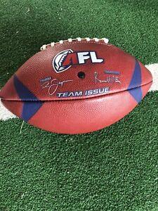 arena football ball